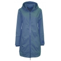 Thomas Cook womens soft shell trench jacket