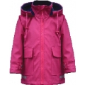 Thomas Cook girls reflective raincoat